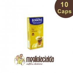 Borbone the al limone Nespresso in capsule compatibili