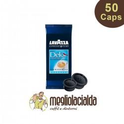 50 capsule Lavazza Espresso Point DEK