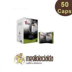 50 capsule Dolce Gusto Verzì Ricco