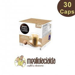 30 capsule Cortado espresso macchiato Magnum Dolce Gusto