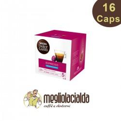 16 capsule Dolce Gusto Espresso Decaffeinato