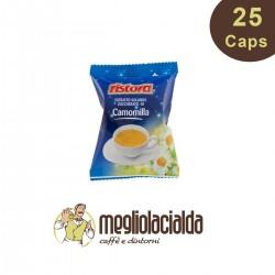 25 capsule Camomilla Ristora Espresso Point