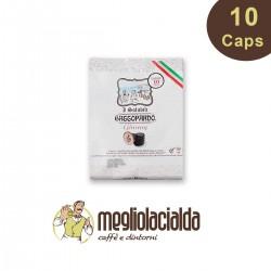 10 capsule Ginseng Gattopardo Nespresso