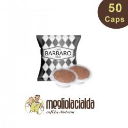 50 Capsule Barbaro Corposo compatibili Bialetti