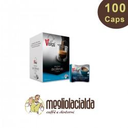 100 capsule Verzì Bialetti Decaffeinato
