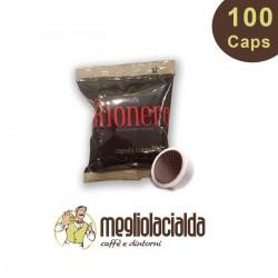 100 Capsule Rionero compatibili Espresso Point