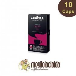 10 capsule Lavazza Espresso Deciso