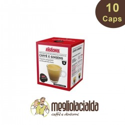 10 capsule Ginseng Ristora Dolce Gusto