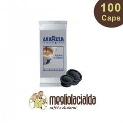 100 capsule Lavazza Aroma e Gusto Espresso Point