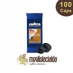 100 capsule Lavazza Crema e Aroma Espresso Point