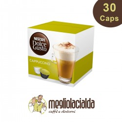 30 capsule Cappuccino Magnum Dolce Gusto