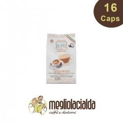 16 capsule Crème Brulée Gattopardo a Modo Mio