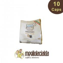 10 capsule Crème Brulée Gattopardo Nespresso