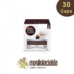 30 capsule Nescafè Dolce Gusto Espresso Napoli