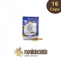 16 capsule Gattopardo ginseng Uno System