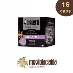 16 capsule Bialetti Miscela Milano Gusto Morbido