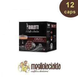 12 Capsule Orzo Bialetti originali