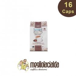 16 capsule Gattopardo cioccolato Dolce Gusto