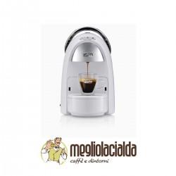 Macchina Caffè Caffitaly Ambra Bianca