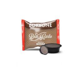 100 Capsule Caffè Borbone Don Carlo Miscela Rossa Compatibili Lavazza A Modo Mio