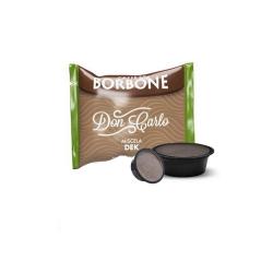 100 Capsule Caffè Borbone Don Carlo Miscela Verde Dek Compatibili Lavazza A Modo Mio