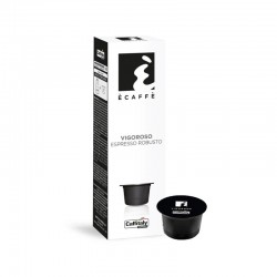 Caffitaly Ècaffè Vigoroso capsule confezione da 10pz