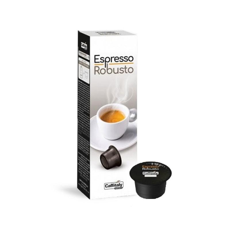 Espresso Robusto Caffitaly capsule confezione da 10pz