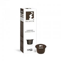 Ecaffè corposo Caffitaly capsule confezione da 10pz