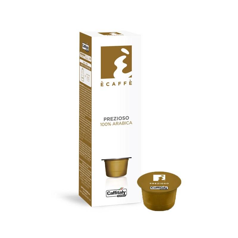 Ècaffè Prezioso Caffitaly capsule confezione da 10pz
