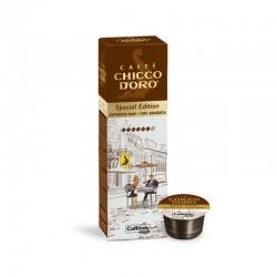 Chicco d'Oro Espresso Bar 100% Arabica Caffitaly capsule confezione da 10pz