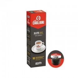 Caffe Cagliari Elite Caffitaly capsule confezione da 10pz