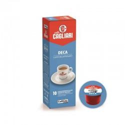 Cagliari decaffeinato Caffitaly capsule confezione da 10pz